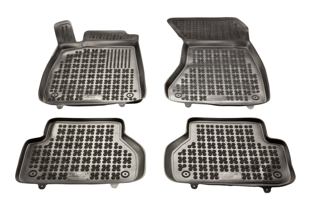 TPE 3D Design per Audi A4 Quattro B9 8W5 Avant Station W 55 Tappetini in gomma