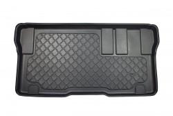 Vasca plastica antiscivolo Peugeot Expert Bus (Medium) dal 2016- (per lo spazio dietro la III fila di sedili)