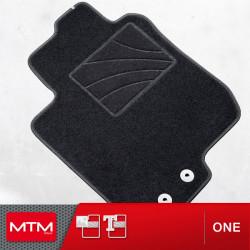 Tappeti per auto Peugeot 107 dal 07.2014- MTM One su misura