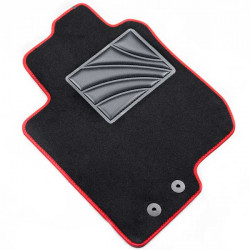 Tappetini auto Isuzu D-max 2012-