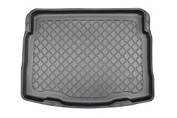Vasca baule antiscivolo Volkswagen Tiguan 06.2015 piano baule basso regolabile