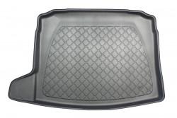 Vasca baule antiscivolo Volkswagen Tiguan 06.2015- piano baule basso non regolabile