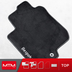 Tappetini per auto Ford Ecosport dal 02.2013- MTM Top personalizzati e ricamati su misura