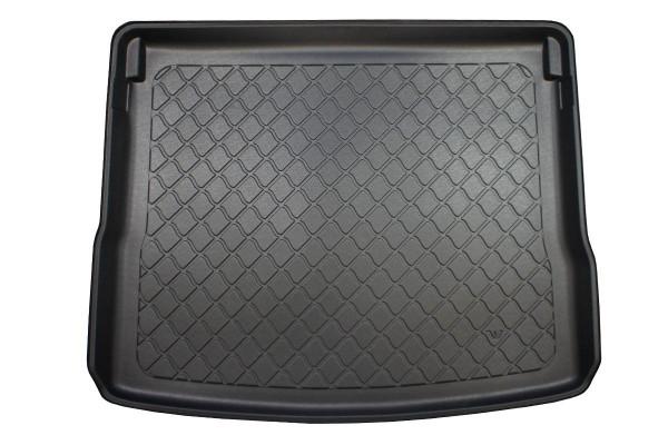 elevati livelli di fondo Premium Antiscivolo In Gomma Tappetino Vasca F SEAT ATECA