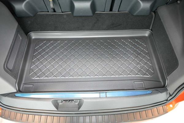 Tappetino Vasca Per Ford Tourneo Courier 14-vasca in gomma vano di carico Vasca Premium WA