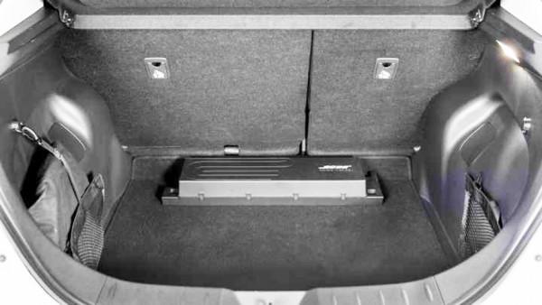 In esclusiva Tappetino vasca tappetino bagagliaio FORD S-MAX 7 posti anno 2006-2015