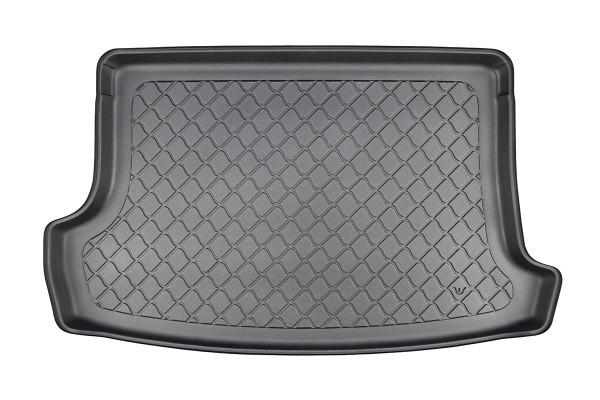 SHAOHAO per VW t-ROC 2018+ Pad in Gomma Blu Vassoio portabicchieri Imbottitura per Cucitura Porta tappetini Antiscivolo per Console Centrale