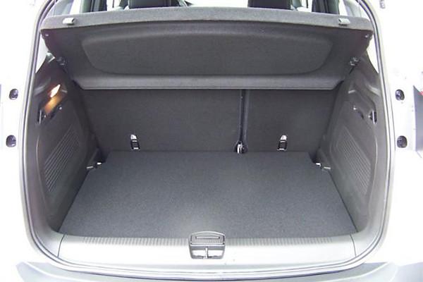 Vano Bagagliaio Antiscivolo per Opel Crossland X 2017 upper boot