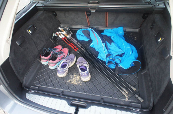 BAGAGLIAIO CARGO bagagli netto Pavimento Bagagliaio Per Ford Mondeo Estate 07