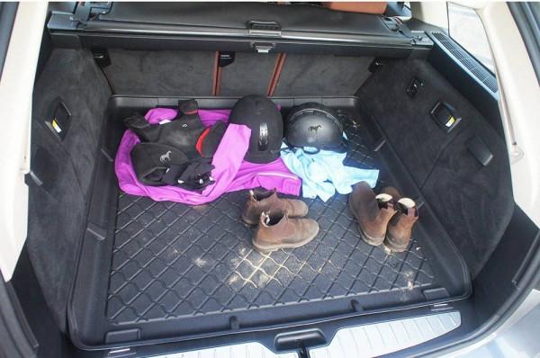 Utilizzo: Versione 5 Porte 1831 MTM Vasca Baule Freelander I dal 1997-2006 Protezione Bagagliaio su Misura con Antiscivolo cod