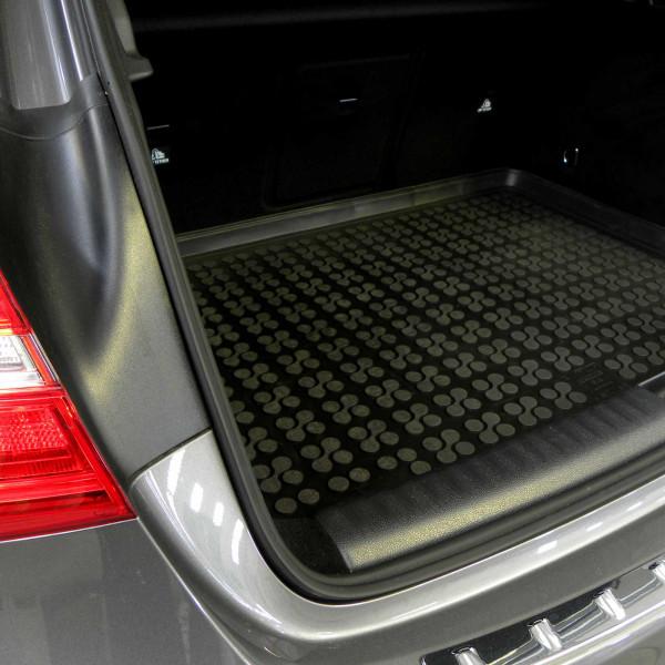 VASCA BAULE BAGAGLIAIO Audi Q3 dal 2011 con ruotino di scorta